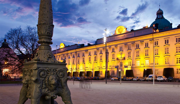 Imperial Palace Innsbruck