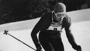 Egon Zimmermann Winter Olympic Games