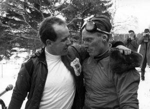 Eugenio Monti Winter Olympic Games 1964